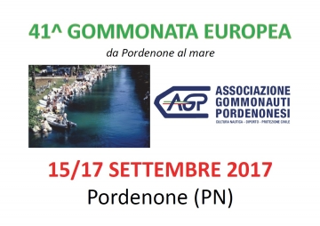 41^ Gommonata Europea by AGP