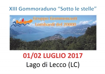 "XIII Gommoraduno ""Sotto le stelle"" by GGL20000"