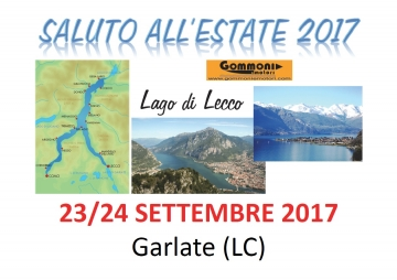 Saluto all'Estate sul lago